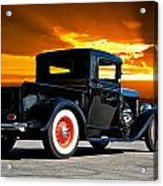 1932 Ford Pick Up Acrylic Print