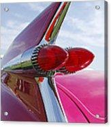 1959 Cadillac Eldorado Taillight Acrylic Print