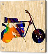 1960s Mini Bike Acrylic Print