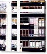 Architecture Acrylic Print
