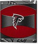 Atlanta Falcons Acrylic Print