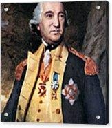 Baron Friedrich Von Steuben Acrylic Print