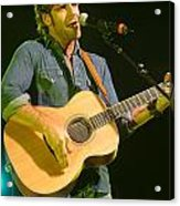 Billy Currington Acrylic Print