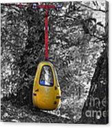 Cableway Acrylic Print