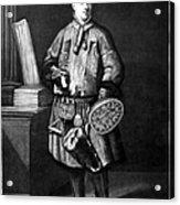 Carolus Linnaeus (1707-1778) Acrylic Print