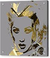 Christina Aguilera Collection Acrylic Print