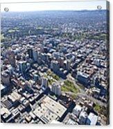 City Center, Adelaide Acrylic Print