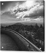 Clingmans Dome - Great Smoky Mountains National Park Acrylic Print