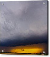 Excellent Severe T-boomers South Central Nebraska Acrylic Print