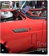 Ford Thunderbird Acrylic Print