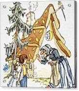Grimm: Hansel And Gretel Acrylic Print