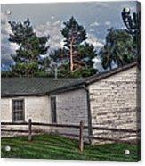 Lakewood Heritage Center Acrylic Print