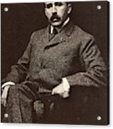 Leonard Wood (1860-1927) Acrylic Print