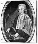Luigi Galvani (1737-1798) Acrylic Print