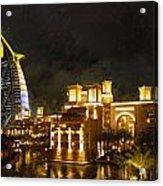 Madinat Jumeirah Acrylic Print