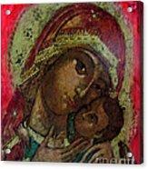 Mystical Rose Acrylic Print