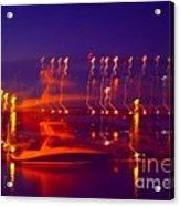 Newburgh Water Front Acrylic Print