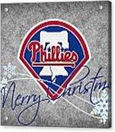 Philadelphia Phillies Acrylic Print
