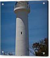 Point  Hicks Lighthouse Acrylic Print
