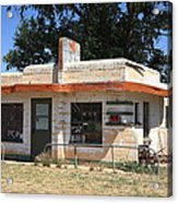 Route 66 Diner Acrylic Print