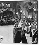 Rudolph Valentino Acrylic Print