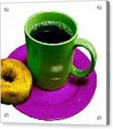 Saturday Morning Breakfast Acrylic Print