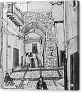 Sutera Rabato Antico Acrylic Print