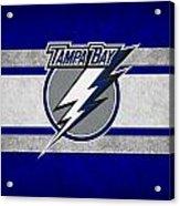 Tampa Bay Lightning Acrylic Print