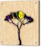 Tree Wall Art. Acrylic Print