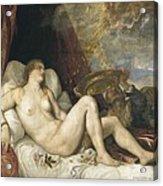 Ttitia, Tiziano Vecello, Also Called Acrylic Print