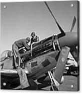 Tuskegee Airmen, 1945 Acrylic Print