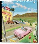 Life In The Cuba Of Tomorrow Acrylic Print