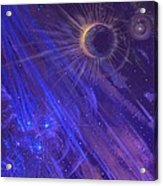 Cosmic Light Series Acrylic Print