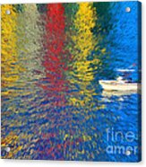 60- Fourth Of July Acrylic Print