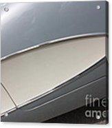 61 Corvette-grey-sidepanel-9244 Acrylic Print