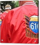 610 Stompers - New Orleans La Acrylic Print