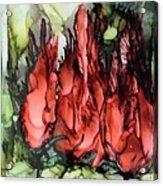 #618 Lifeless Beauty Acrylic Print