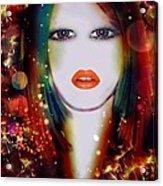 Beatrice  Acrylic Print