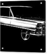 63 Coupe De Ville Acrylic Print by motography aka Phil Clark