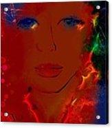 Eillene  Acrylic Print