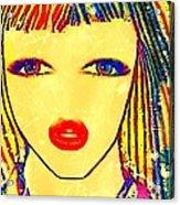Eliane  Acrylic Print