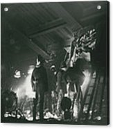 64 Killed In Lewis Ham Rail Disaster Acrylic Print