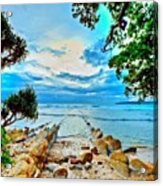 Love This Picture? Check Out My Gallery Acrylic Print