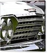 Chevy Impala Acrylic Print
