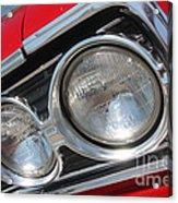65 Malibu Ss 7802 Acrylic Print