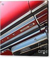 65 Malibu Ss 7827 Acrylic Print