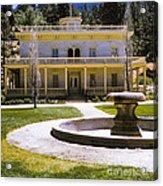 660 Sl Bowers Mansion  Acrylic Print