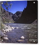 671 Sl Big River Acrylic Print