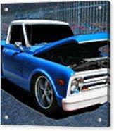 '68 Chevy Stepside Acrylic Print