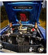 69 Mustang Acrylic Print